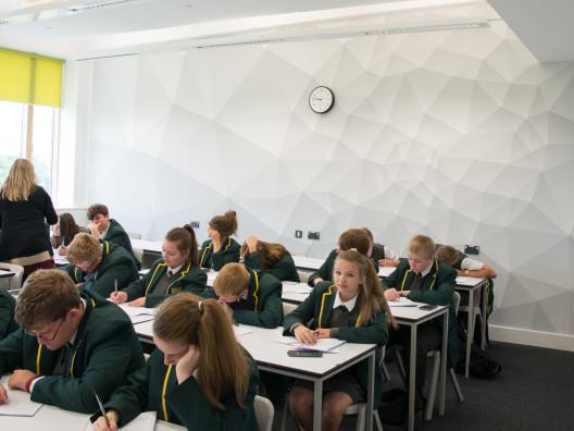 Maths Classroom Design