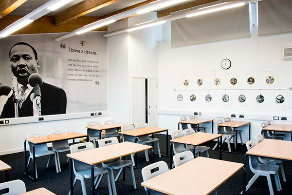 Humanities Classroom Designs