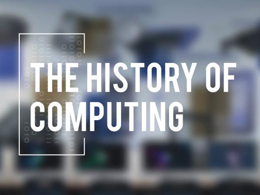the History of computing