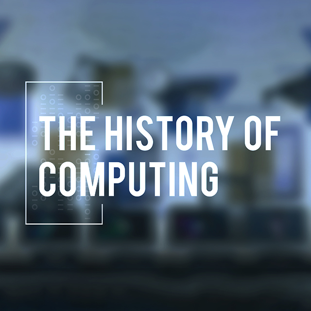 The history of computing classroom